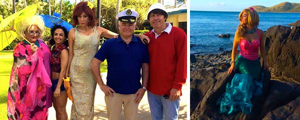 Daydream Island was transformed