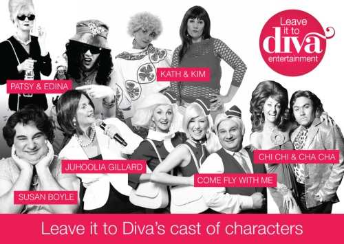 Leave it to diva entertainment