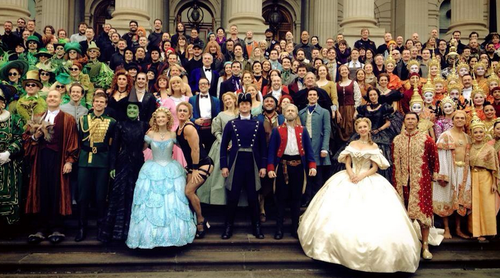 Melbourne shining as musical theatre Capitol!