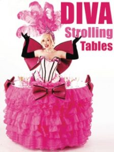 Diva Strolling Tables